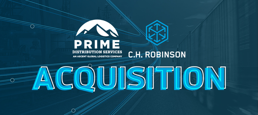 C.H. Robinson Acquires Prime Distribution Services