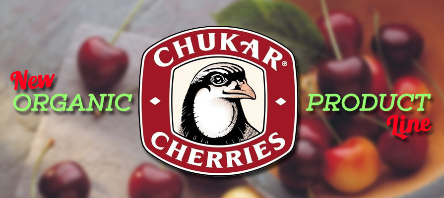 Chukar Cherries Expands Into Organics With New Line