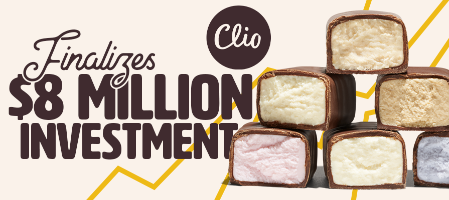 Clio Snacks Closes $8M Funding Round After Doubling Growth
