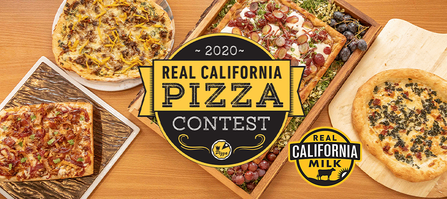 The California Milk Advisory Board Announces the Winners of its Real California Pizza Contest