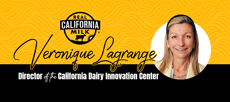 Veronique Lagrange Appointed Director of California Dairy Innovation Center