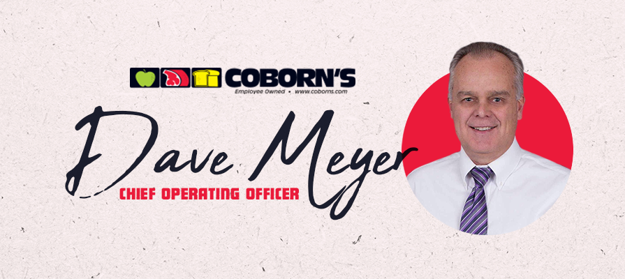 Coborn's Names New Chief Operating Officer Dave Meyer