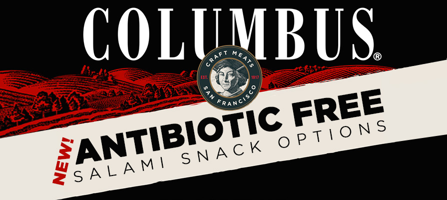 Columbus Craft Meats Adds New Snacks to Popular Line