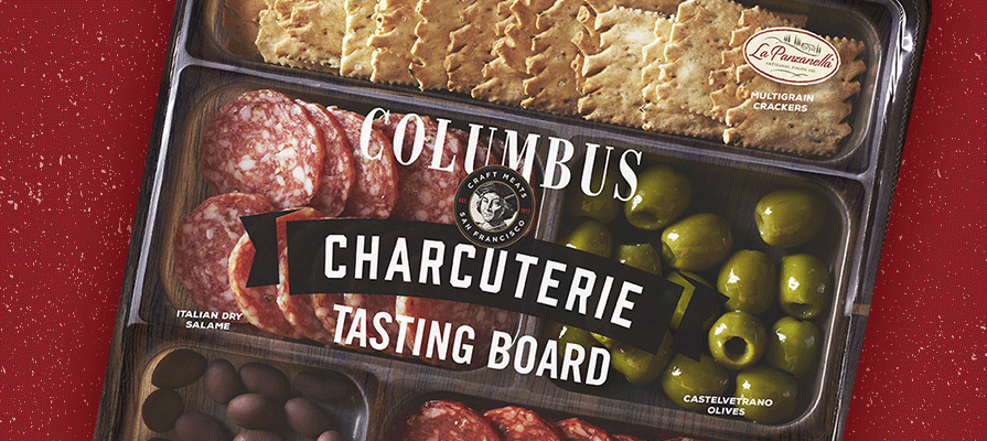 Columbus Craft Meats Announces Launch of Charcuterie Tasting Board
