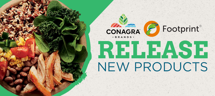 Conagra Brands Continues Progress Toward Sustainability Goals With New Products