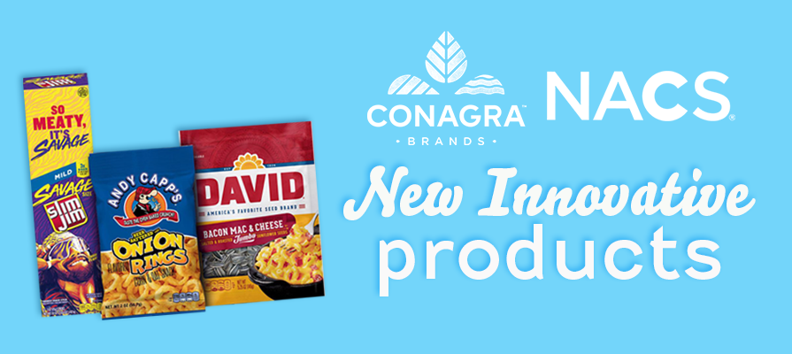 Conagra Brands Announces Snacking Innovations