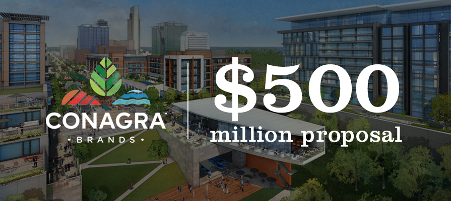 Conagra Brands Invests in $500 Million to Overhaul Omaha Campus