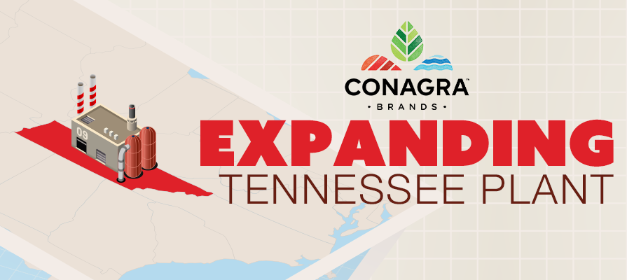 Conagra Brands Invests $106 Million in Expansion