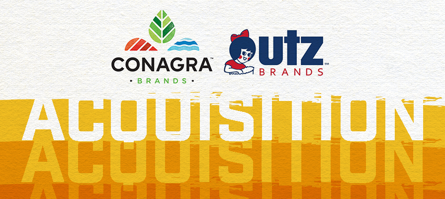 Utz Brands Expanding in Filled Pretzels With Acquisition of H.K. Anderson Business From Conagra Brands
