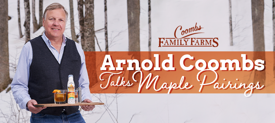 Coombs Family Farms Unlocks Maple Flavor Pairings