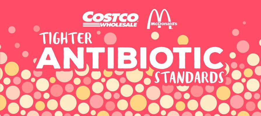 Retailers and Restaurants Begin Crackdown on Antibiotics Policies
