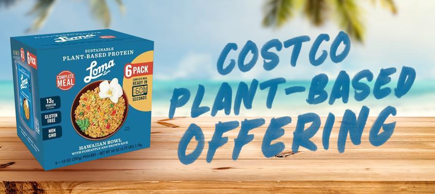 Costco Introduces Vegan Hawaiian Bowls Through New Partnership With Atlantic Natural Foods