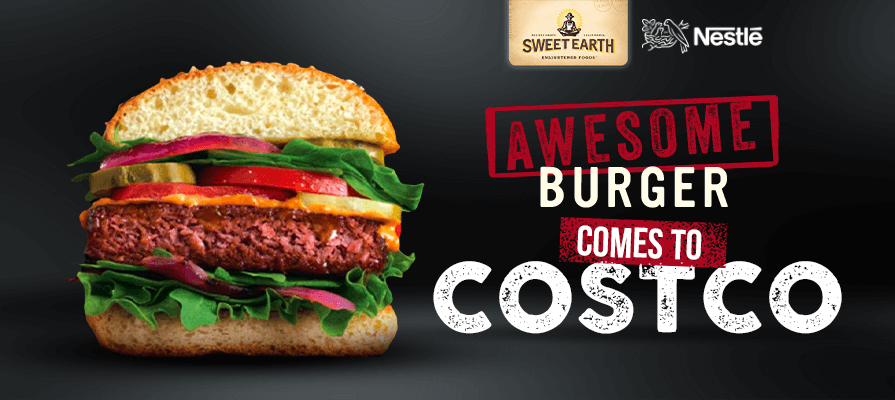 Costco Now Selling Nestlé's Awesome Burger