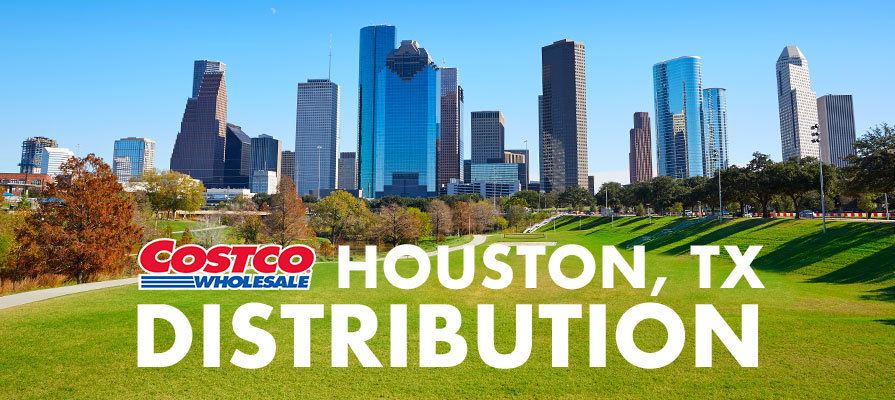 Costco Looks for Distribution Space in Houston, Texas
