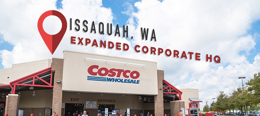 Nine-Story, 620,000-Square-Foot Expansion Okayed for Costco's Corporate Headquarters