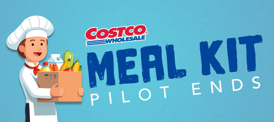 Costco and Blue Apron Terminate Meal Kit Pilot