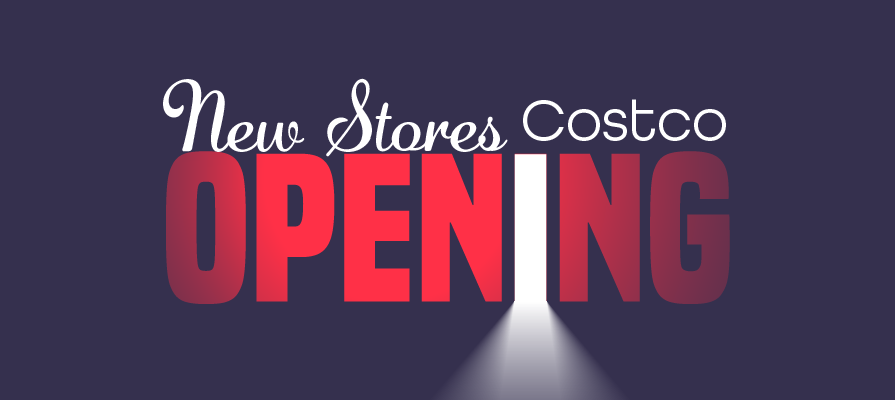 Costco Announces Multiple Store Openings Across United States