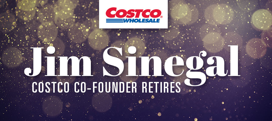 Costco Co-Founder Jim Sinegal Bids Farewell