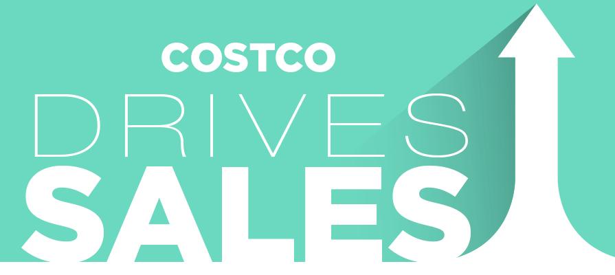 Costco Reports March Sales Results
