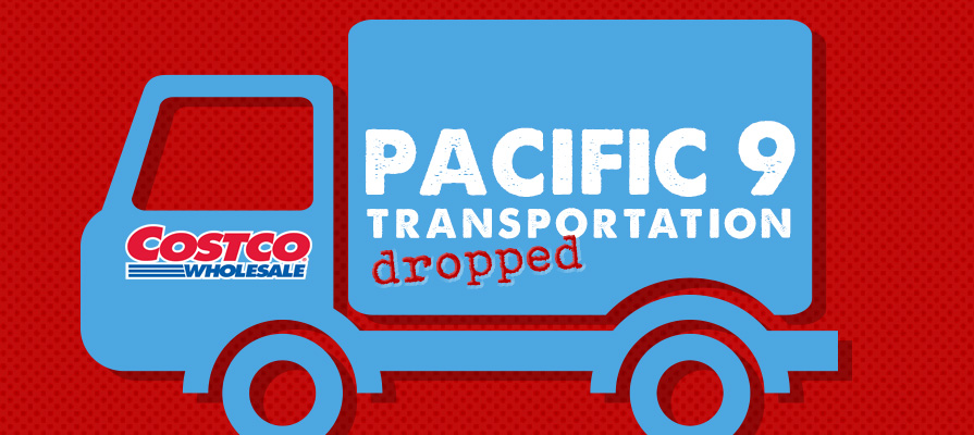 Costco and Walmart to Drop Pacific 9 Transportation Due to Labor Practices