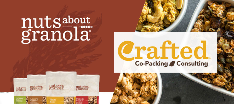 NAG Co-Pack Rebrands to Crafted Co-Packing & Consulting™