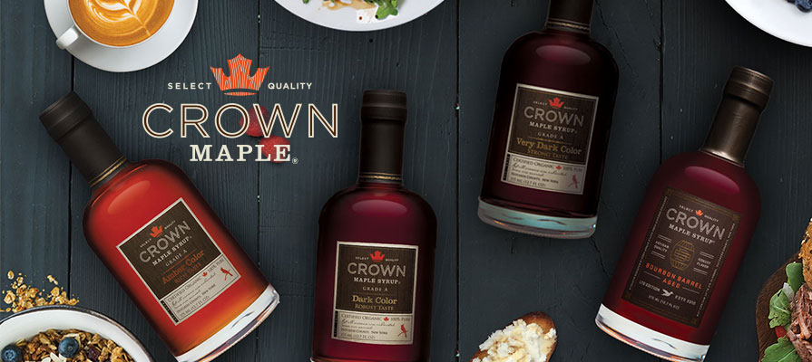 Crown Maple Products Offer Artisan Taste, Cross Promotional