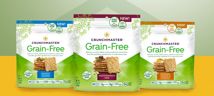 Crunchmaster Introduces New Line