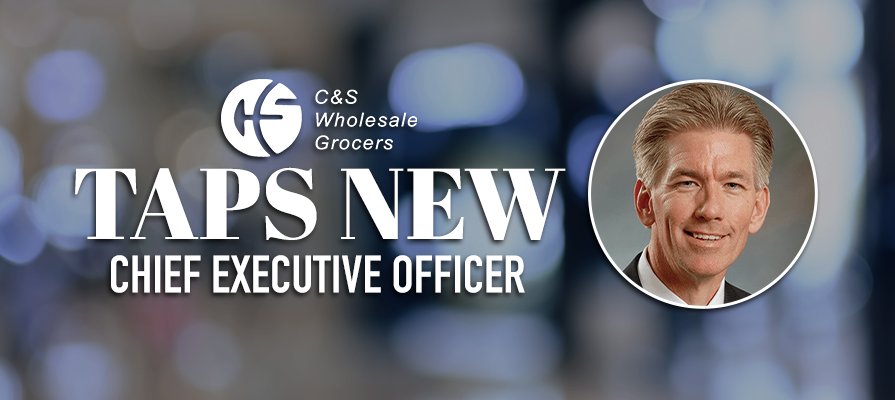 C&S Wholesale Grocers Names New Chief Executive Officer