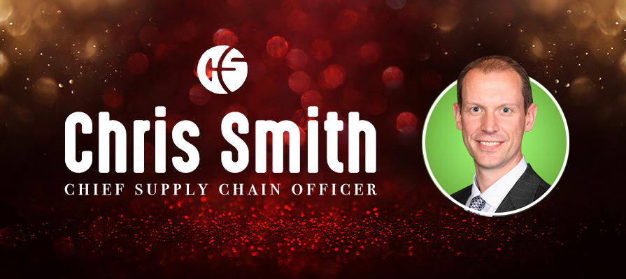 C&S Wholesale Grocers Appoints Chris Smith as Chief Supply Chain Officer