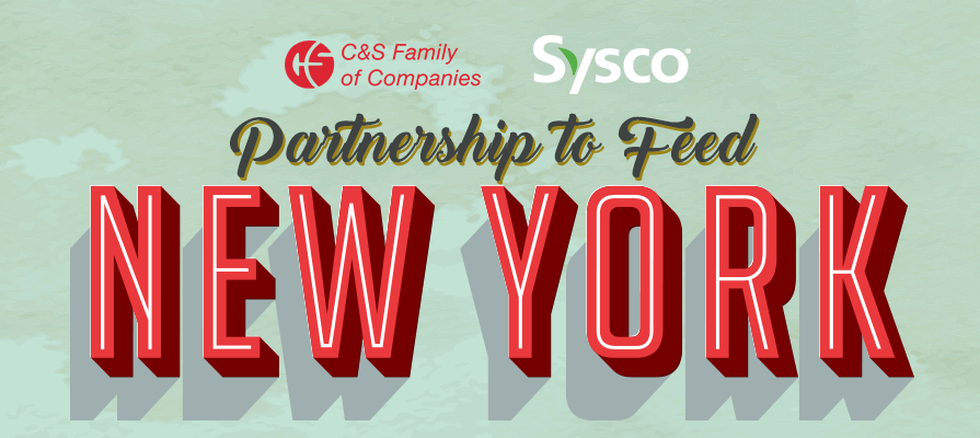 Sysco and C&S Wholesale Partner to Bring Groceries to New York