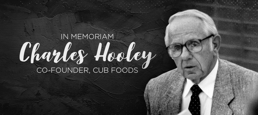 Cub Foods Stores' Co-Founder, Charles Hooley, Passes Away at 89