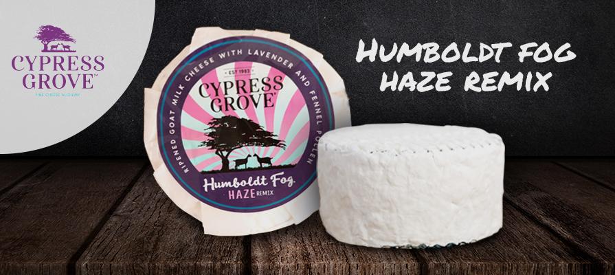 Cypress Grove's Humboldt Fog Haze Remix Pairs Classic Flavors