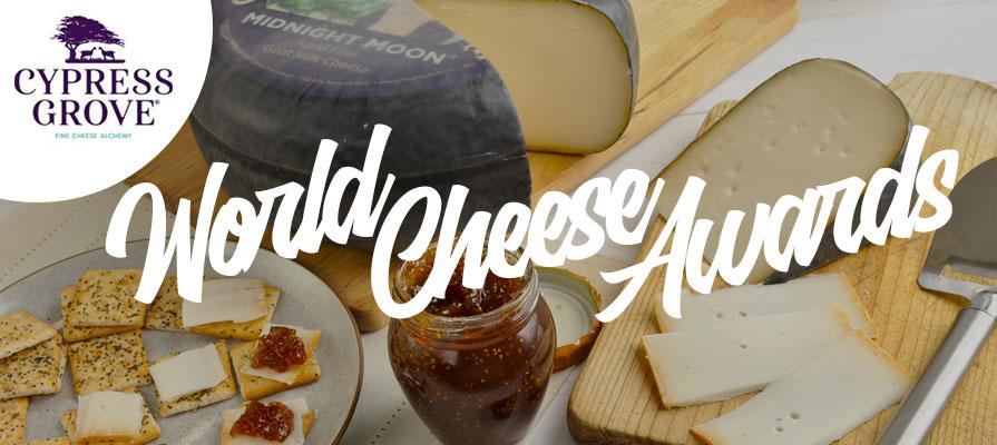 Cypress Grove Wins Six World Cheese Awards