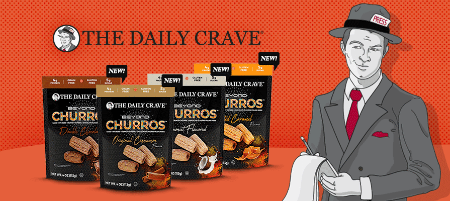 The Daily Crave® Expands into a New Snack Category