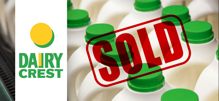Dairy Crest Completes UK Dairy Sale for $118 Million to Müller