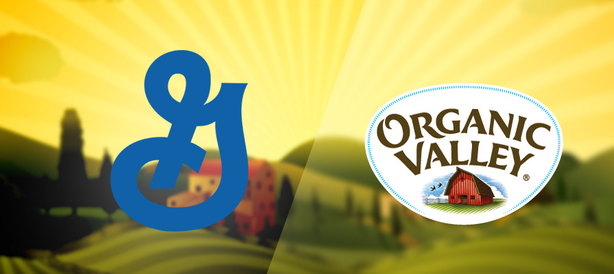 General Mills Announces Strategic Partnership with Organic Valley