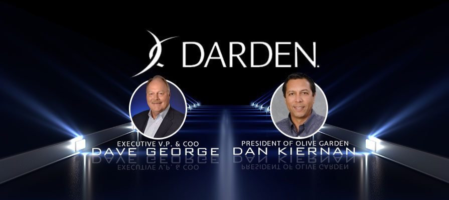Darden Restaurants Announces New Leadership