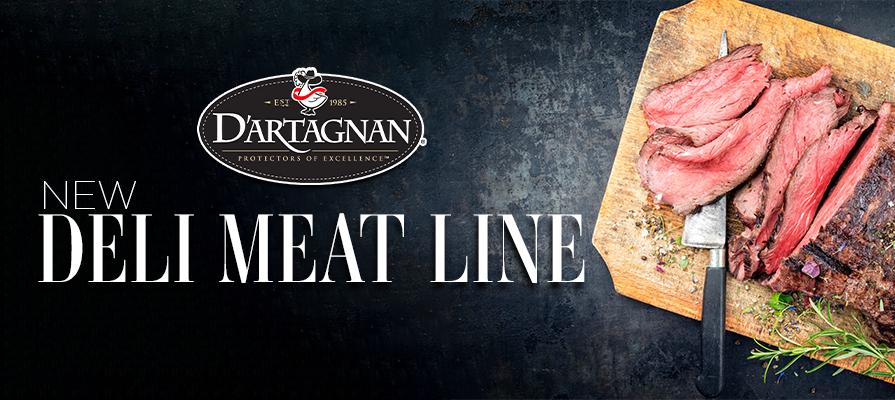 D'Artagnan Reveals New Lineup of Deli Meats