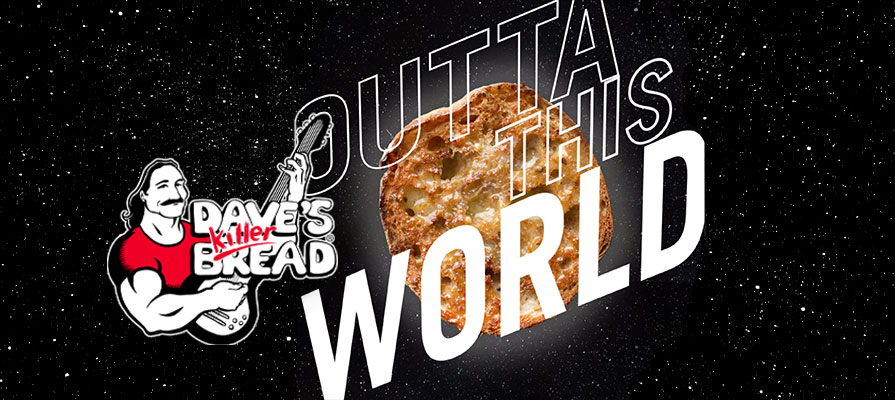 Dave's Killer Bread® Debuts Outta This World English Muffins