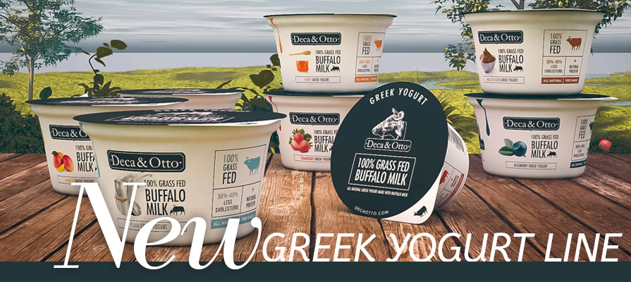 Deca & Otto Unveils New Greek Yogurt Line