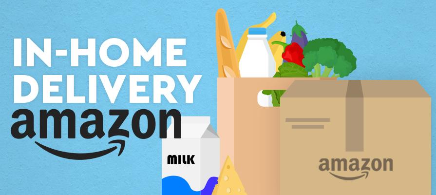 Amazon Counters Walmart Delivery with New Amazon Key