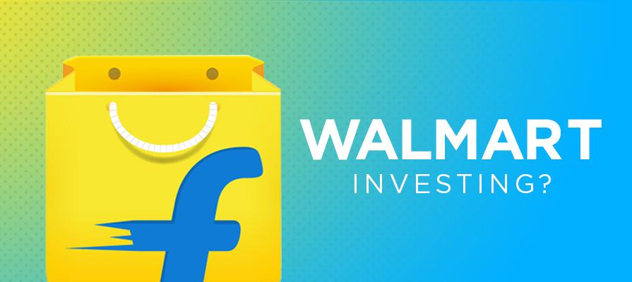 Walmart Rumored to be Considering Investing Billions in Flipkart