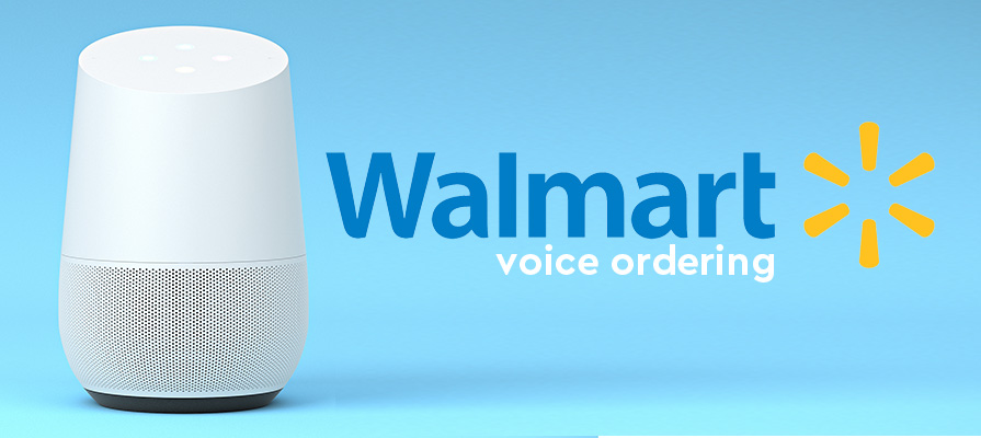 Google and Walmart Partner for Voice Shopping Counterpart to Amazon's Alexa