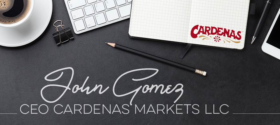 Cardenas Markets and Mi Pueblo Merge Into Cardenas Markets LLC, John Gomez to Lead as CEO