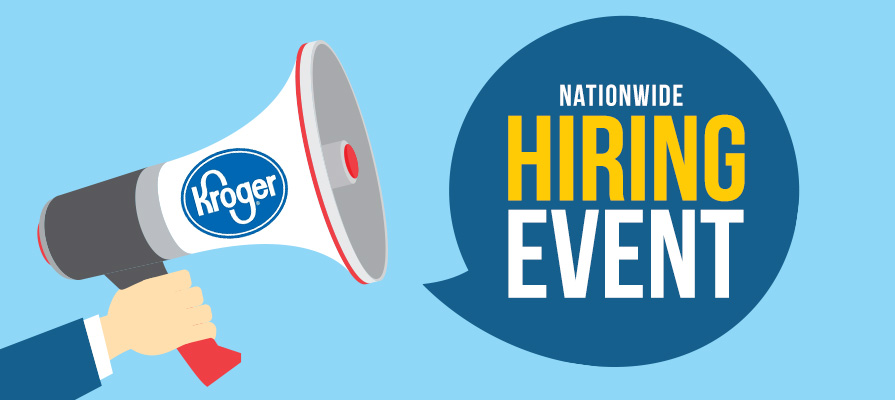 Kroger Looks to Hire 10,000 Across the Nation