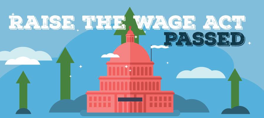 House Passes Minimum Wage Bill