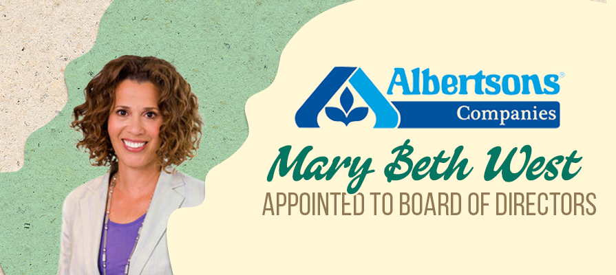Albertsons Companies Names Mary Beth West to Board of Directors