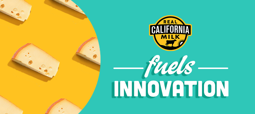 Real California Milk Snackcelerator Selects Four Finalists to Pitch for $200K Prize