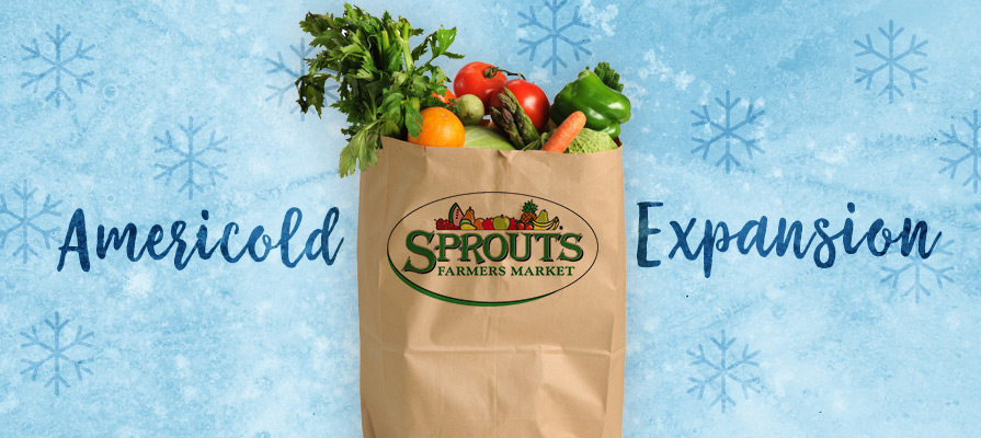 Sprouts Gains New Distribution Center Through Expanded Americold Partnership