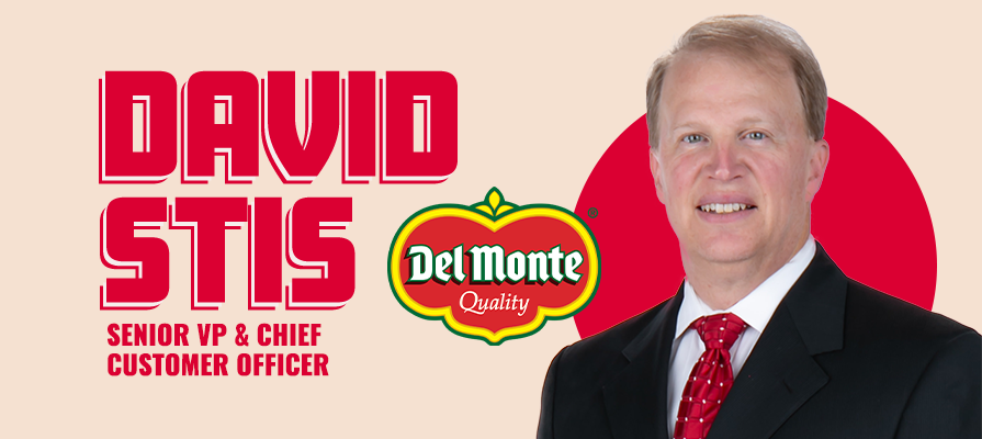 David Stis Joins Del Monte Foods, Inc. to Lead Sales Growth and Business Development